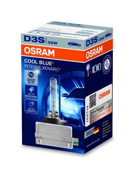 Osram XENARC® COOL BLUE® INTENSE D3S 1er Faltschachtel