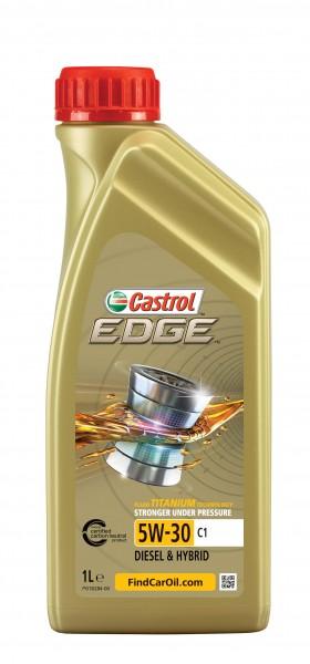 Castrol Edge Professional C1 Titanium FST 5W-30 1L