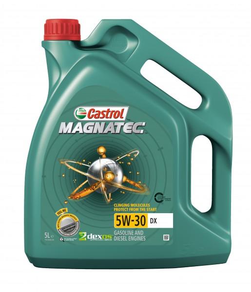 Castrol MAGNATEC 5W-30 DX 5 L