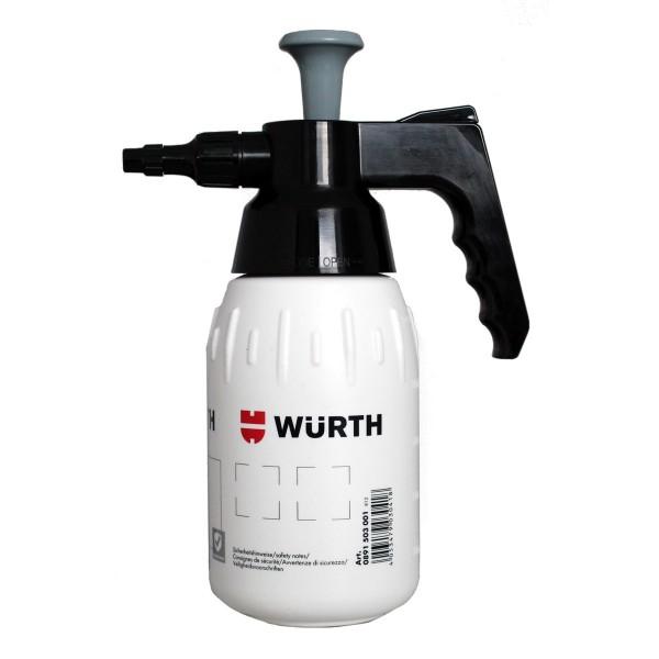 Würth Pumpsprayflasche Pumpflasche Sprayflasche 1 Liter