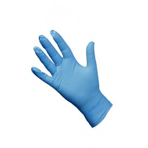 in.pro. medical Einweghandschuhe Vitrile Größe L (Sparset / 4 Pakete a. 100 Stück)