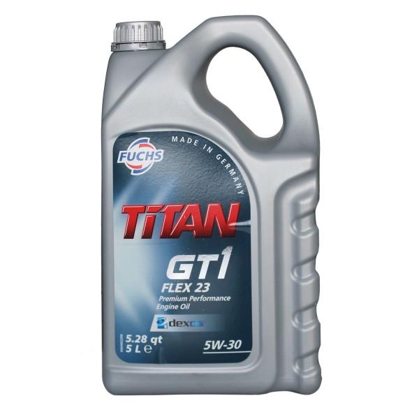 Fuchs Titan GT1 Flex 23 5W-30 5L