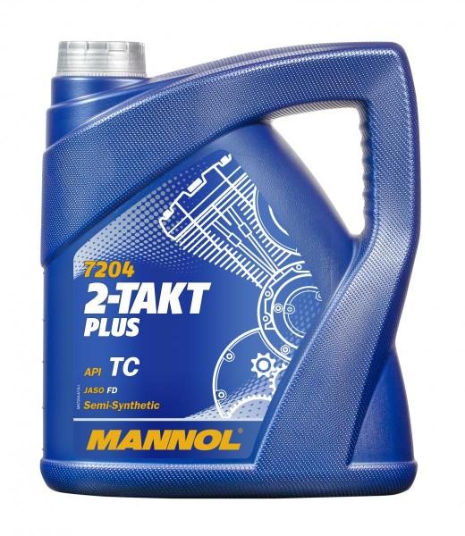 Mannol 2-Takt Plus MN7204-4 4 Liter