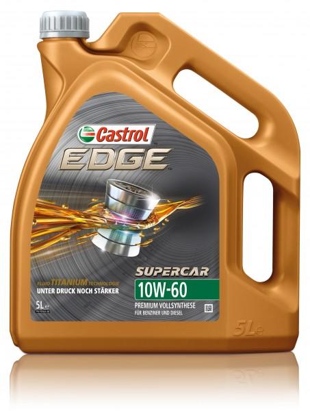 Castrol Edge Supercar 10W-60 5L