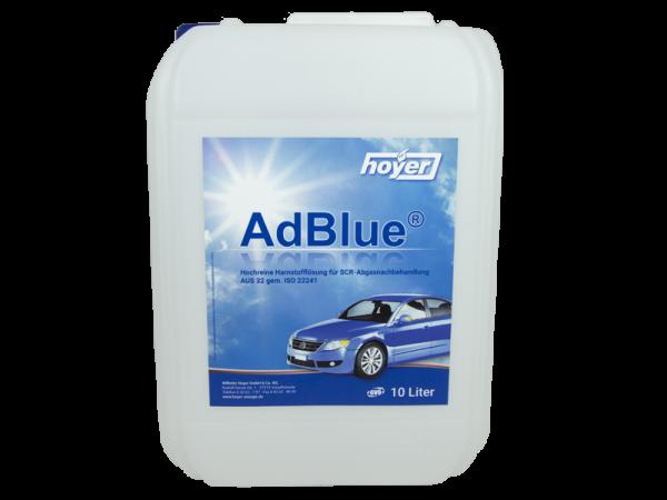 Hoyer Adblue 10 Liter (Sparpaket / Mindestabnahme 10 Stück)