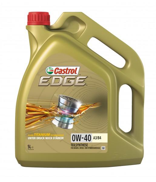 Castrol Edge FST 0W-40 A3/B4 5 l