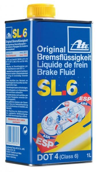 ATE Bremsflüssigkeit SL.6 DOT 4 1L