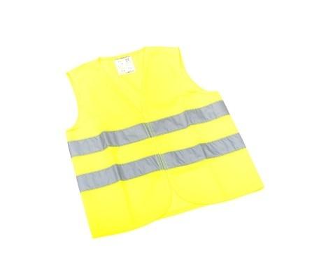 Warnweste Leina Kinder Warnweste gelb 13112