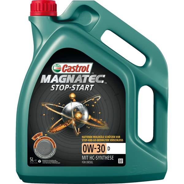 Castrol Magnatec Stop-Start 0W-30 D 5L