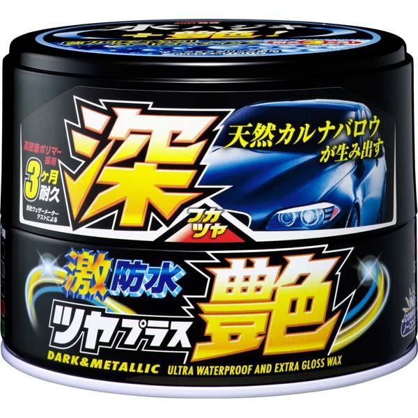 Soft99 Water Block Wax Carnaubawax für dunkle Farben 200g
