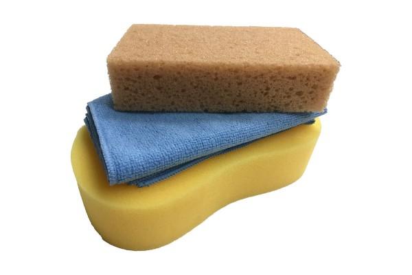 DuW Wasch Set mini 3-teilig