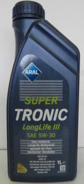 Aral SuperTronic LongLife III 5W-30 1L