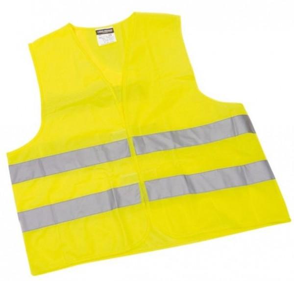 Leina Pannenweste Warnweste 13101 Polyester gelb DIN EN 471