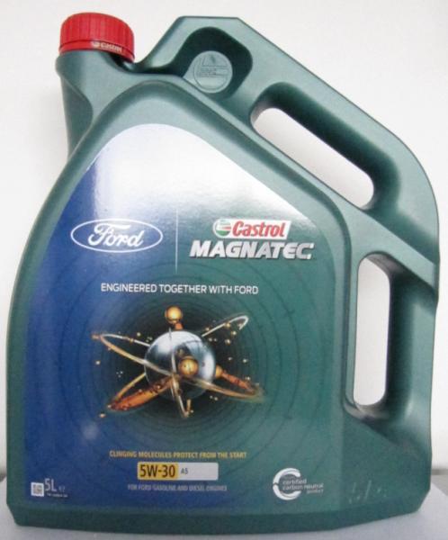 Castrol Magnatec 5W-30 A5 : 5 Liter